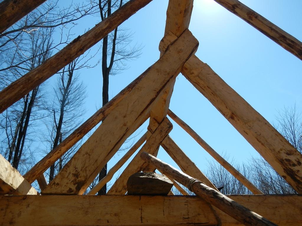 Unsere neue Weberhütte