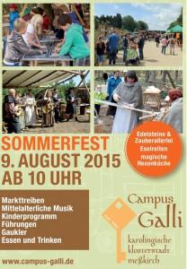 Postkarte Sommerfest 2015 DRUCK